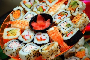 Assortment_of_sushi,_May_2010